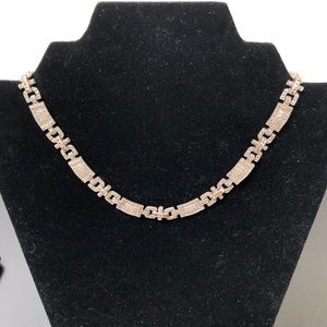 Judith Jack necklace 925 Sterling Silver Marcasite